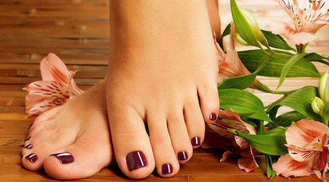 Педикюр — красивые ухоженные ноги к сезону босоножек и туфлей